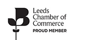 Leeds Chamber of Commerce - Proud Member Logo